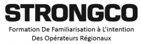 strongco training logo