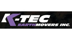 K-Tec Earthmovers logo