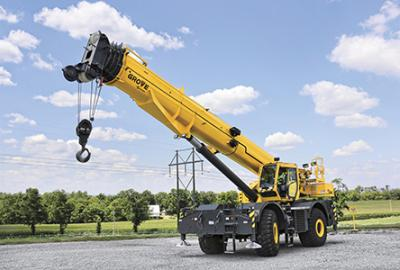 Grove Rough-Terrain Cranes