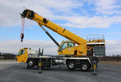 Grove Truck-Mounted Cranes