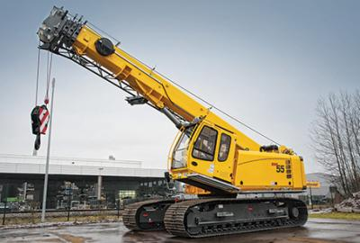 Grove Telescoping Crawler Cranes