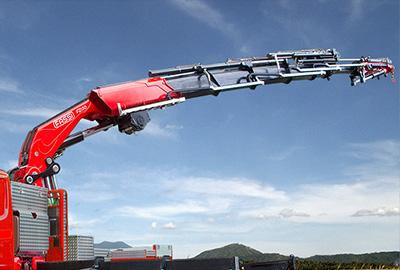 Heavy-Weight Knuckle Boom Cranes