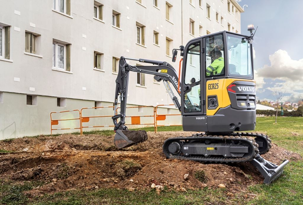 ECR25 Electric product photo
